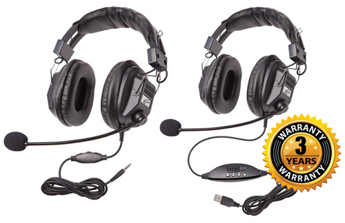 3068 Series Headsets by Califone