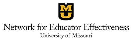 Network for Educator Effectiveness by the University of Missouri College of Education